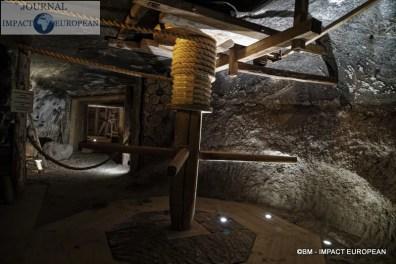 15-mines de sel de Wieliczka 16