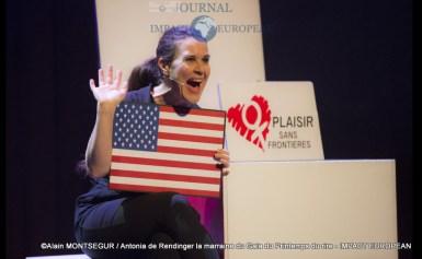 Antonia de Rendinger la marraine du Gala du Printemps du rire 7