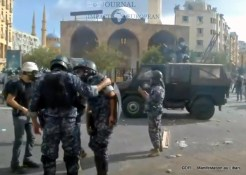 Manifestation au liban 4
