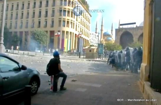 Manifestation au liban 6