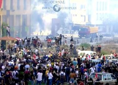 Manifestation au liban 8