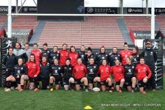Elite féminin: Stade Toulousain