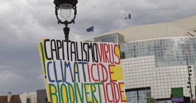 Une marche pour une loi climat dans toute la France