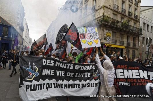 manif antifasciste 27