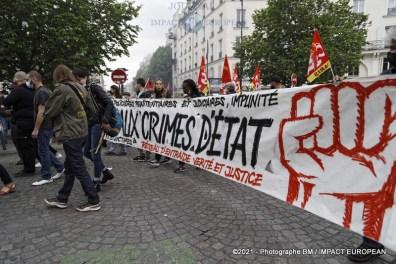 manif antifasciste 48