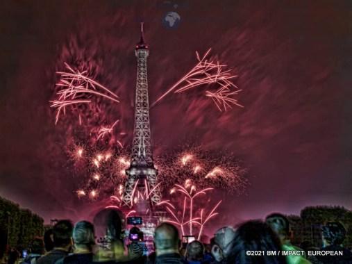 feux d'artifice 2021 10