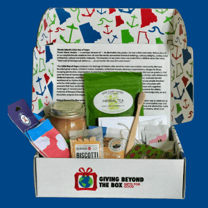 "Giving Beyond The Box | ""Rhode Island"" Box"