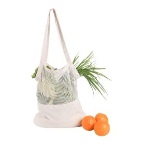 ~Handmade Mesh Mixed Grocery Bag~