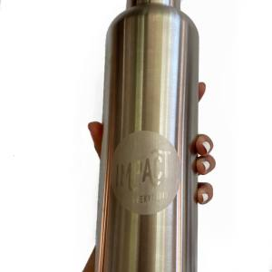 IE Stainless Steel Water Bottle – 1000 mL