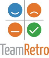 team retro logo