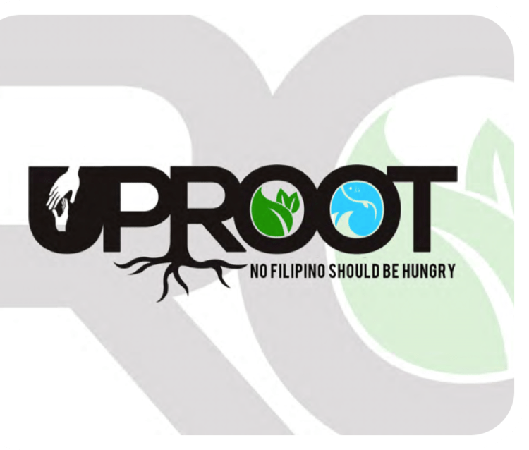 Logo of the previous Space For Ingenious winner, UPROOT