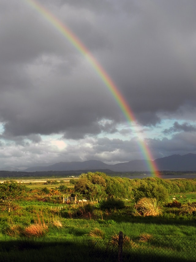 The Divine Purpose Of The Rainbow