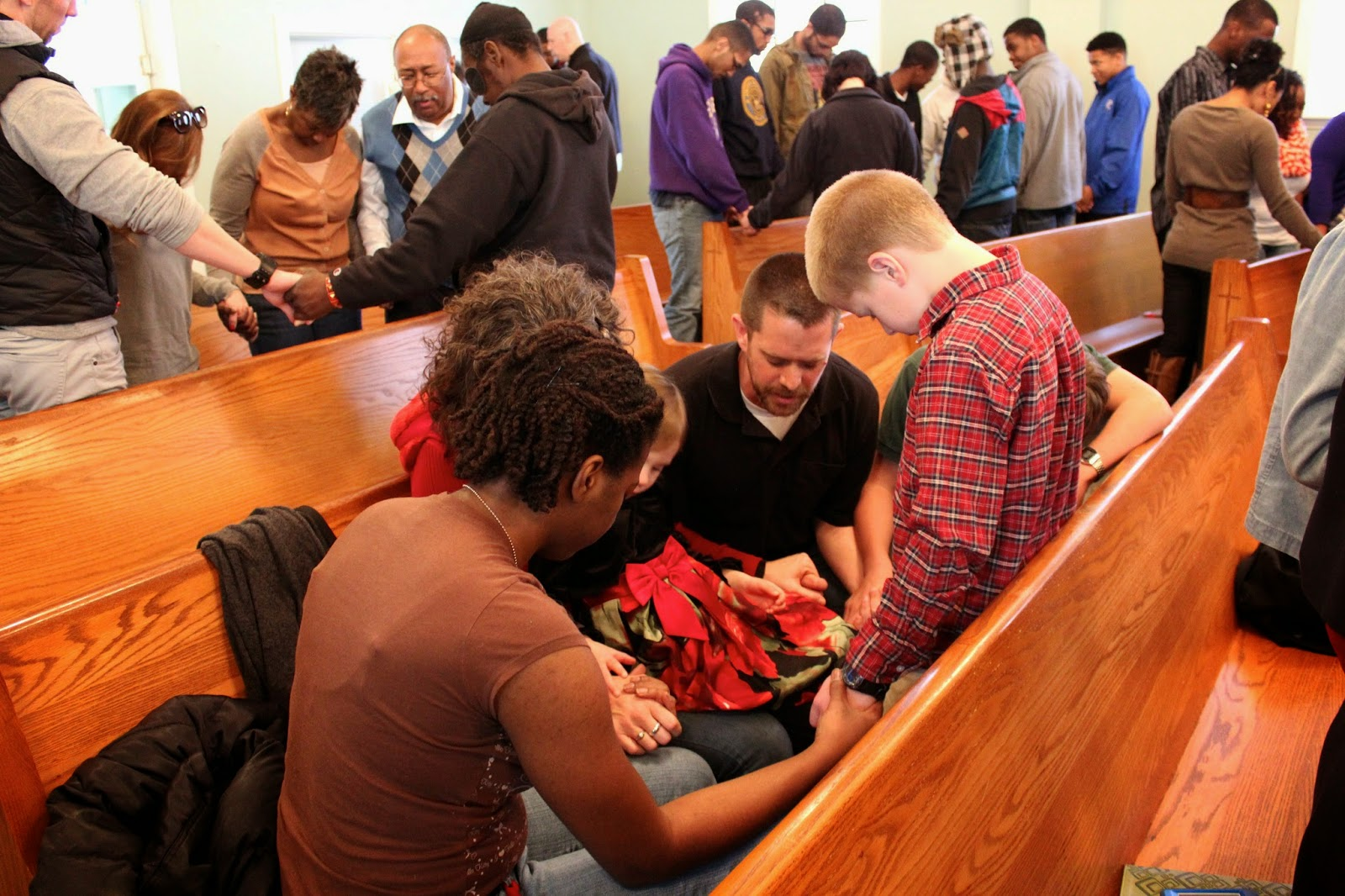 5 Reasons Why You Must Commit To Your Church This Year