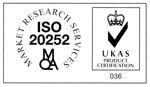 ISO20252 logo
