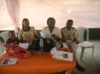 R-L, Kunle Bada, Bimpe Ogbe and Bimbo