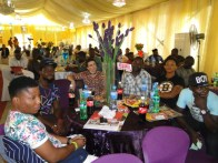 Cross section of artistes