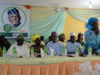 APC Chieftains at the ceremony