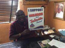 Gbenga Adeyinka also endorsing Unleash