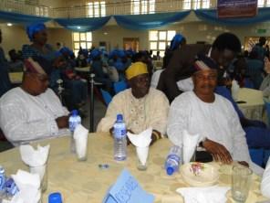 Chieftains of APC in Ikorodu