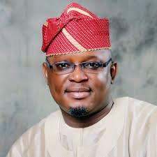 Hon. Sanai Agunbiade, the Majority Leader, Lagos State House of Assembly and the representtaive, Ikorodu Cosntituency I