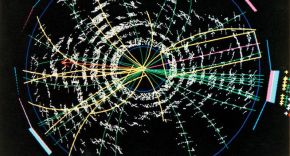 An image of particle physics