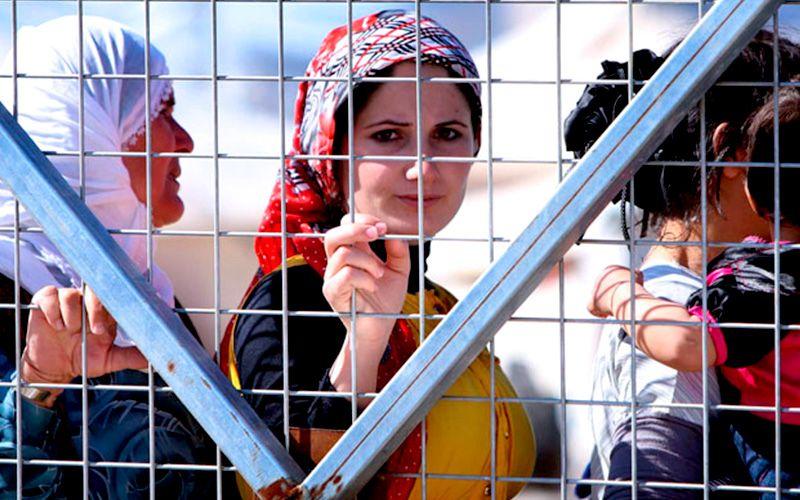 Las mujeres sirias sufren una doble discriminación como refugiadas