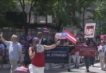 desfile puertorriqueño