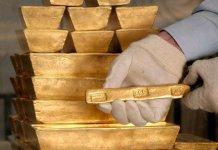 tráfico de oro
