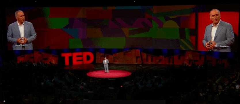 TED talks inteligencia artificial