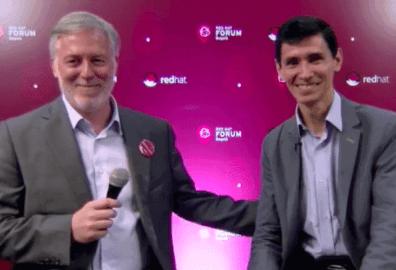 Germán Soracco RHForumCO 2017 Red Hat Forum Colombia
