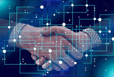 usos reales blockchain