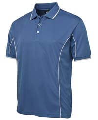 Impact Teamwear - S/S Piping Polo
