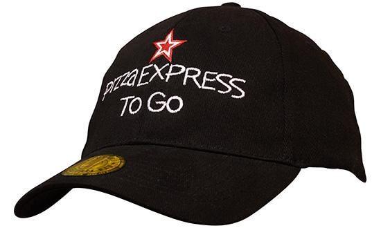 Impact Teamwear - Heavy cotton and spandex cap