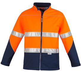 Impact Teamwear - Hi Vis Soft Shell Jacket