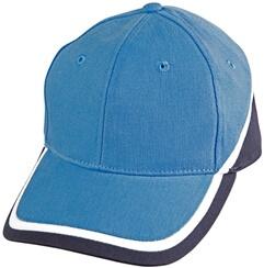 Impact Teamwear - Tri Contrast Cap