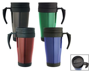 Impact Teamwear - Travel Mugs