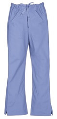 Impact Teamwear Ballarat - Classic Ladies Scrubs Bootleg Pant