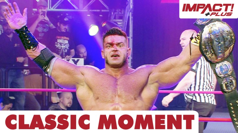 Brian Cage Captures World Championship! – IMPACT Wrestling
