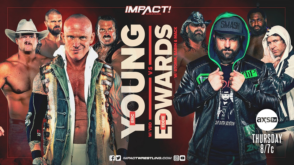 IMPACT! on AXS TV Preview – April 22, 2021 – IMPACT Wrestling