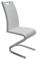 MF-5241 fémvázas, kárpitozott szék