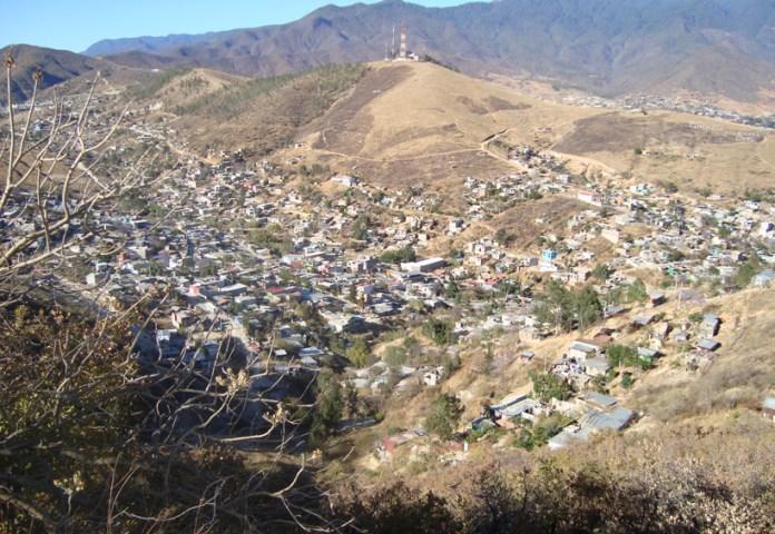 Importante definir las zonas naturales en Oaxaca