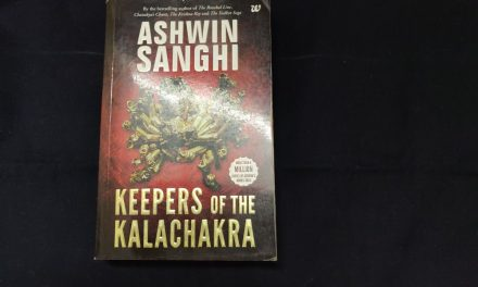 Book Review: Keepers of the Kalachakra