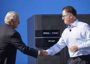 Dell to acquire EMC