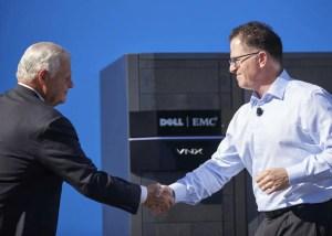 Dell to acquire EMC
