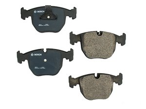 BOSCH QUIETCAST BRAKE PAD SET BMW E38 1994-2001