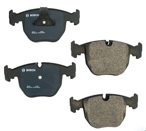 BOSCH QUIETCAST FRONT BRAKE PAD SET E39 97-03