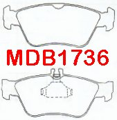 MINTEX BRAKE PAD SET