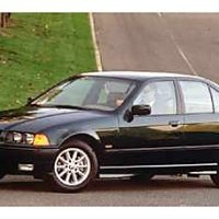 BMW 318, 323, 325, 328, E36 CHASSIS 1991-1999