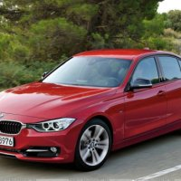 BMW 3 Series F30 CHASSIS 2012-2016