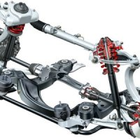 STEERING SUSPENSION AUDI A4 A6 Cabrio 1994-2009